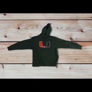 Miami Nike Hoodie